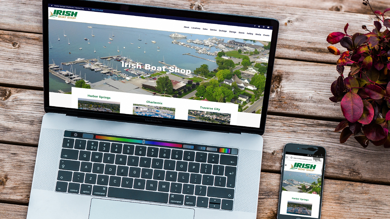 Harbor Springs Website Design Northern Michigan