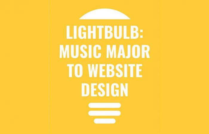 CMU Music Major Web Designer Petoskey Michigan