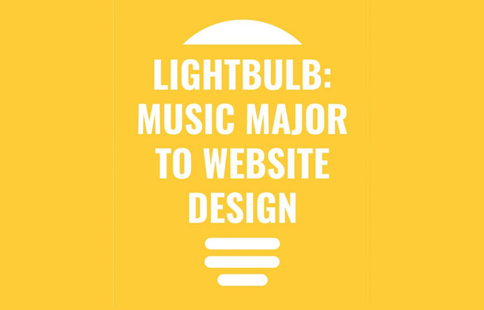 CMU Music Major Web Designer Petoskey Michigan