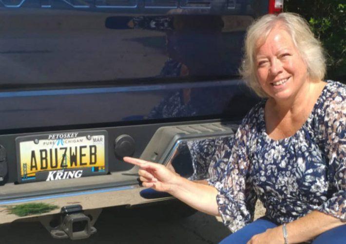 ABUZWEB Truck Petoskey Marcie Wolf