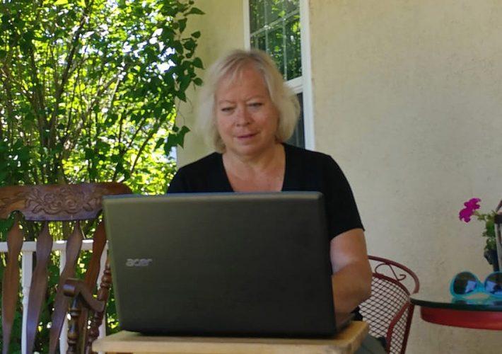 Working Porch Petoskey Michigan Marcie Wolf