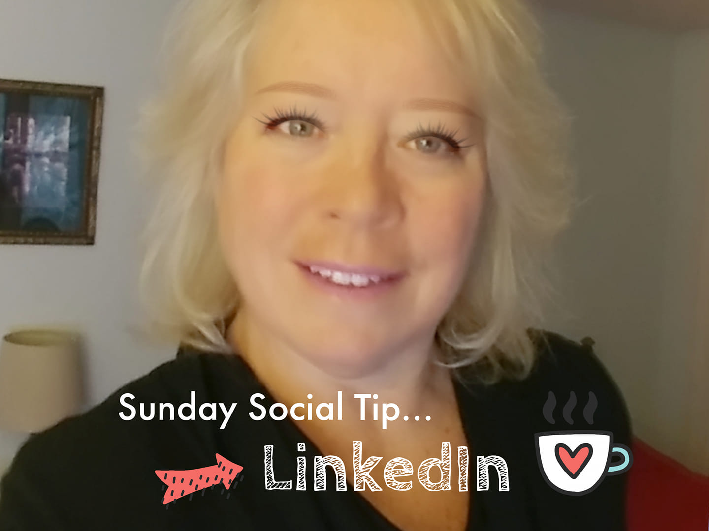 Sunday Social Tip LinkedIn Marketing