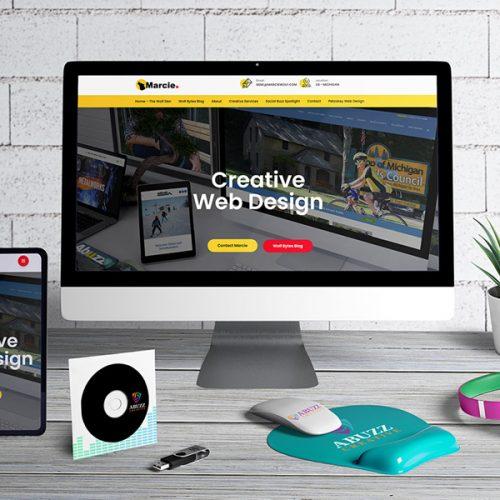 Website Updates Social Media Marketing Petoskey Harbor Springs Michigan