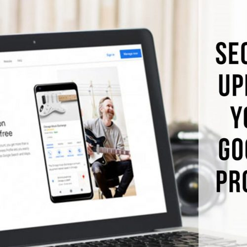 SEO Tip Update Google Business Profile